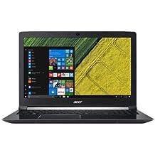 Acer Aspire7 Flagship 15.6 Inch Full HD Gaming Laptop | Intel Core I7-7700HQ Quad-Core | 8G RAM | 1TB HDD | NVIDIA GeForce GTX 1050 | Backlit-Keyboard | Fingerprint | Windows 10