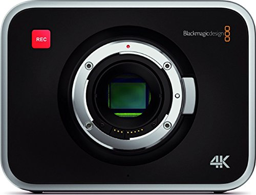 Blackmagic Design Production Camera 4K EF