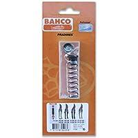 Bahco R1068 Ressorts butées/cuvettes, Argent