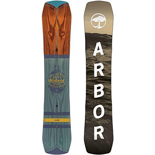 Arbor Herren Freestyle Snowboard Westmark Rocker 155 - Arbor Element