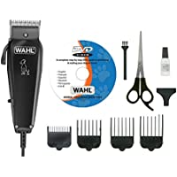 Wahl Multi Cut Mains Dog Clipper Set & Instructional DVD Black