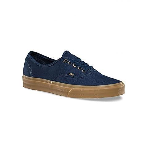 Vans Authentic Shoes UK 9 Light Gum Dress
