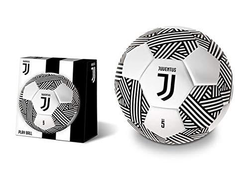 JUVENTUS F.C. PRO Pallone Calcio Cucito SIZE 5 350 grammi In Scatola Singola