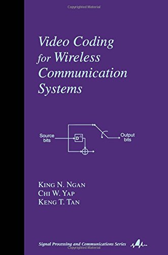 Video Coding for Wireless Communication Systems (Signal Processing and Communications)