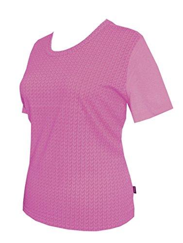 Schneider Sportswear LIZ Damen Shirt Pulli T-Shirt Pink