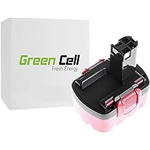 Green Cell® Batería de Herramienta Eléctrica para Bosch PSR 1440 (Ni-Cd 1.5Ah 14.4V)