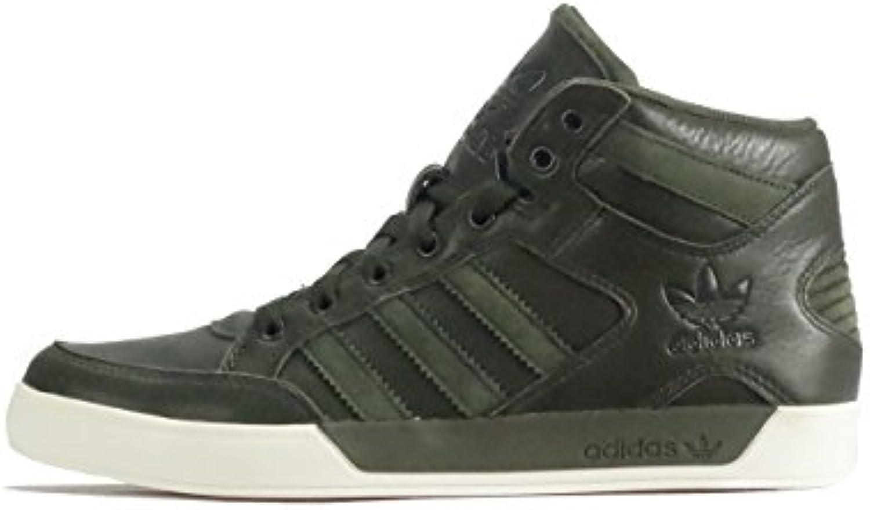 Adidas Originals Hard Court Hi Encerado Hombres Zapatillas de Deporte -