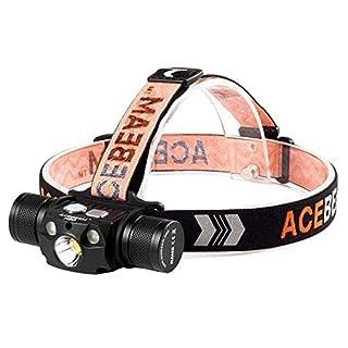 Acebeam H30 XHP70.2 LED Rechargeable Headlamp 4000 Lumens