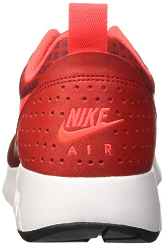 Nike Herren Air Max Tavas Print Trainingsschuhe Mehrfarbig (Unvrsty Red/brght Crmsn-tm Rd)