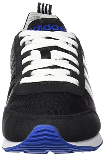 adidas Herren V Run Vs Turnschuhe Black (Negbas / Ftwbla / Blau)