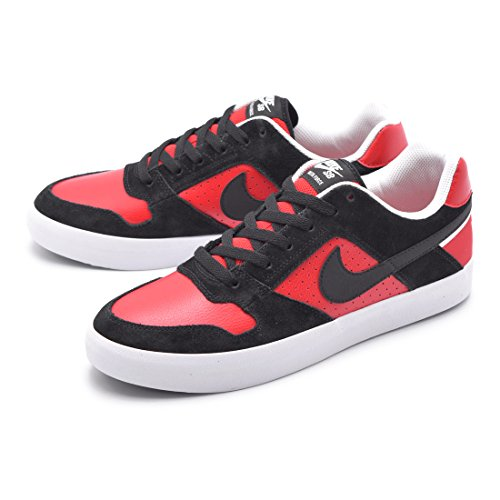 Nike Nike Delta Force Vulc - Scarpe Da Black / Black-university Red