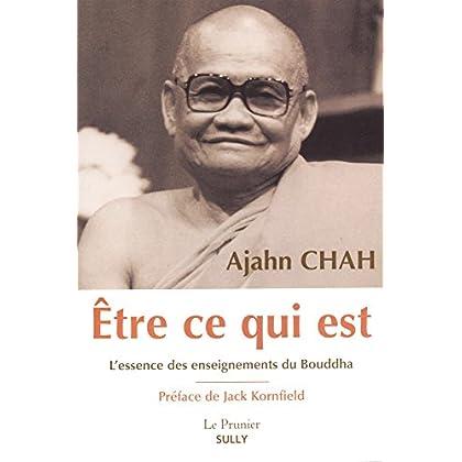Etre ce qui est : L'essence des enseignements du Bouddha
