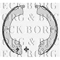 Borg & Beck BBS6281 Juego de Zapatas de Freno