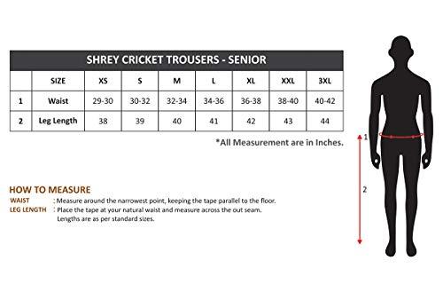 SHREY Cricket Match Trouser