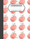 Best Back To School Books - Composition: Book - Wide Ruled - Cute Notebook Review
