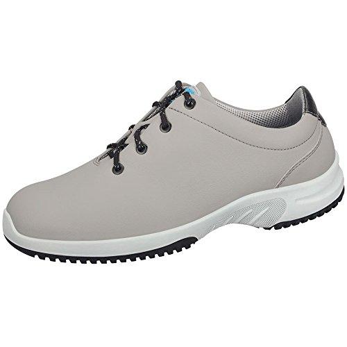 Chaussures Basses Professionnelles Abeba 6785 Uni6 Gris / Noir