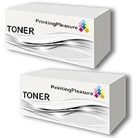 2Cartucho de tóner compatible CB436A, HP LaserJet P1505, P1505N, P1506, M1120MFP, M1120N, M1520, M1522MFP, M1522N, M1522NF
