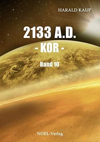 Superhelden Sturm - 2133 A.D. Kor (Neuland Saga