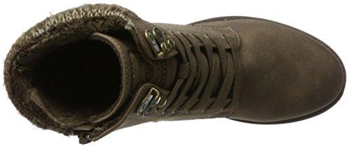 Dockers by Gerli 41ch304-630300, Stivali Western Donna Marrone (Braun)