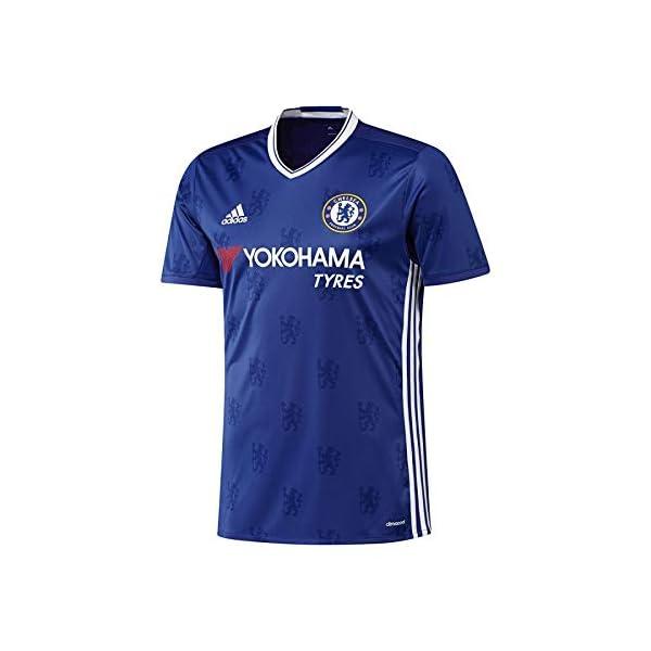 Adidas H JSY Camiseta 1ª Equipación Chelsea FC 2015 16 5f3763c9a932b