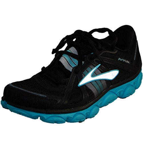 Brooks Pure Flow 120101 scarpe running donna Nero/Blu