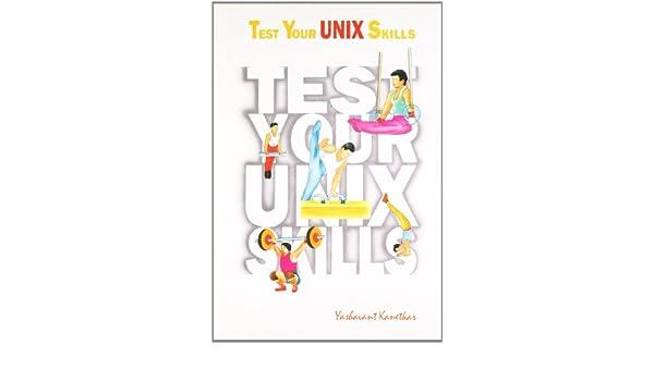 unix shell programming by yashwant kanetkar free  pdf