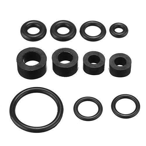 ZHENWOFC 11 stücke 7.3L Powerstroke Diesel Kraftstofffilter Gehäuse O-ring Dichtring Kit für Ford 99-03 Hardware-Ersatzteile (Ford F450 Zubehör)