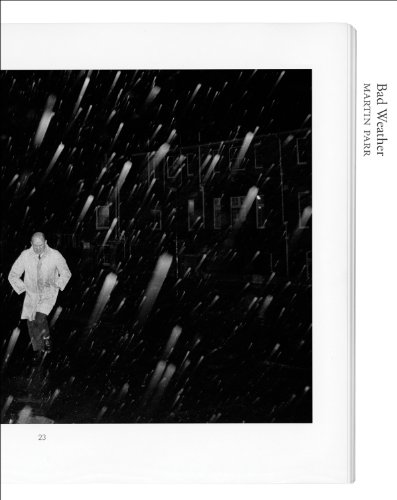 Martin Parr: Bad Weather (Books on Books, Band 17) Band-service Plate