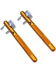 Edealing 2SET New Crochet Tyer ligne à pêche Tie Accessoire Outillage extérieure