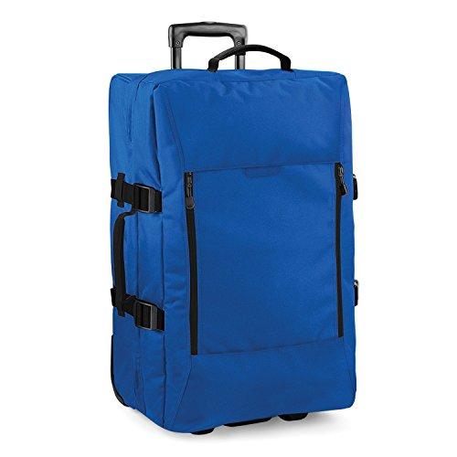 Bagbase - Valise à roulettes (75 litres) (Taille unique) (Bleu saphir)