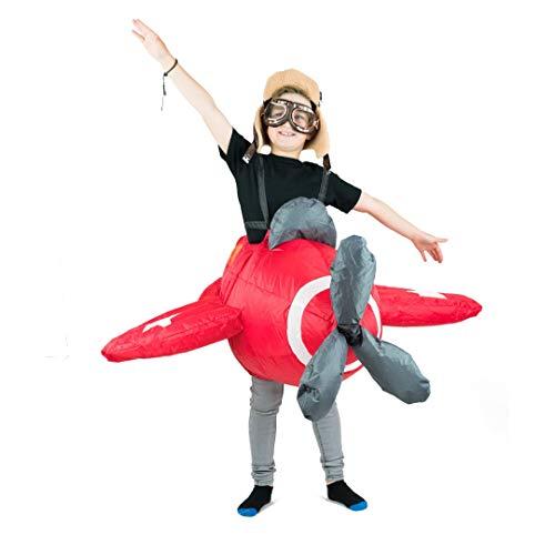Bodysocks® Aufblasbares Flugzeug Kostüm für ()