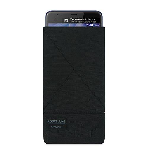 Adore June Triangle Hülle für HTC U Ultra - original Cordura - schwarz