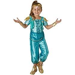 Rubies - Disfraz para niña, diseño de Shimmer and Shine