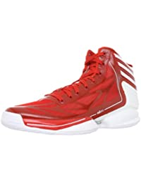 Adidas Adizero Crazy Light 2 zapatos zapatillas de baloncesto rojo-blanco