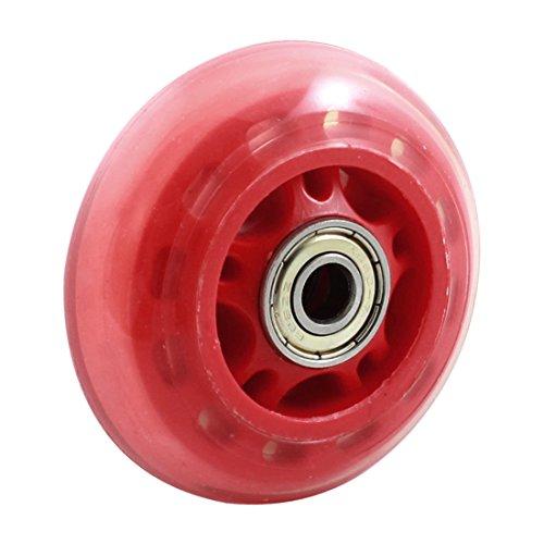 Kunststoff 7cm Durchmesser inneren Rollschuhe Ersatzrolle Ersatz-Rollen Rad