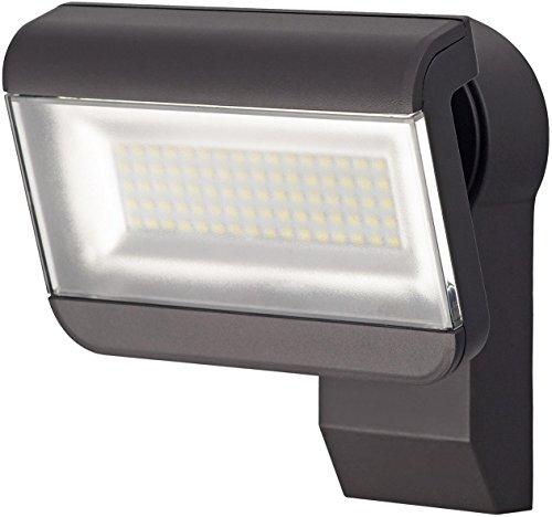Brennenstuhl LED-Strahler Premium City / LED-Leuchte für außen und innen (IP44 geschützt, schwenkbar, 40 W, 6000 K) Farbe: anthrazit