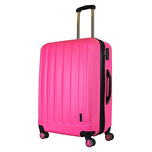 Packenger 501/28-003P-15 Koffer, 72 cm, 88 Liter, Magenta