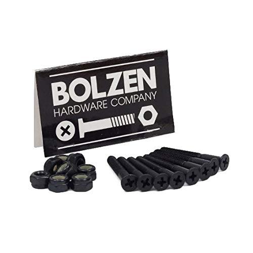 Bolzen Montageset Nuts & Bolts Kreuzschlitz Senkkopf 1,25