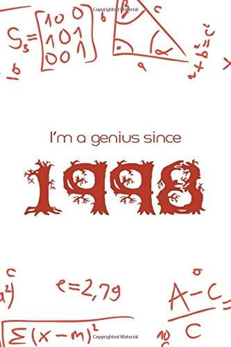 I'm a genius since 1998 : Maths
