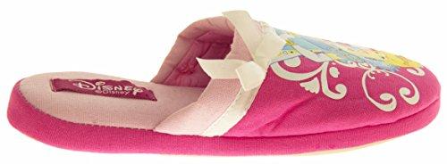 Disney Mottoparty Mule Hausschuhe Cinderella Pink