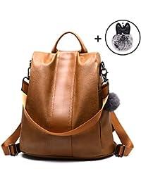 Für Original auswählen Neuestes Design neue Version Suchergebnis auf Amazon.de für: rucksack damen leder: Koffer ...