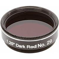 Explore Scientific Filter 1.25 Inch Dark Red No. 29 for Telescopes