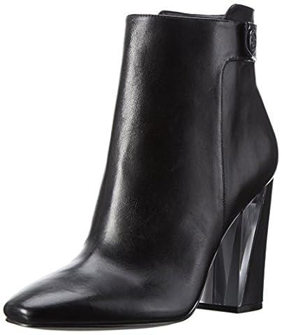 Chaussures Femme Guess - Guess Eleda,Bottes Courtes Femme, Noir (Nero), 40