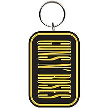 GB eye LTD, Guns N Roses, Logo, Llavero