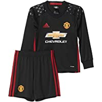 bedc0515158 adidas MUFC H GK MINI Goal keeper - Tracksuit 1st footbal kit of Manchester  United FC