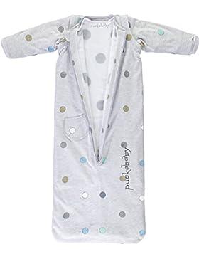Baby Schlafsack - Puckababy® Bag 4 Seasons - 6 M bis 2,5 J | Babyschlafsack Sommer - Winter - Herbst und Frühling