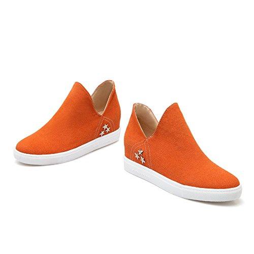 BalaMasa - Scarpe con plateau donna Orange