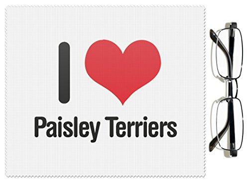I Love Paisley lenti 1278 Terrier