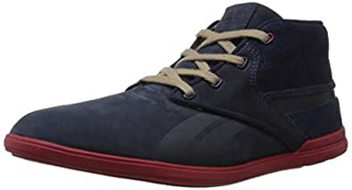 Reebok Classics Men's Royal Chukka Focus Lp Blue Suede Sneakers - 11 UK