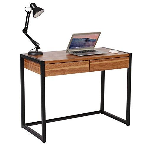 WOLTU Escritorio Ordenador Mesa Oficina Mesa Trabajo